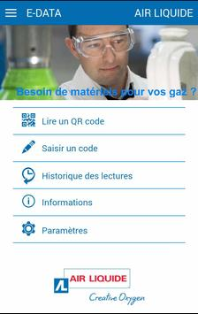 Air Liquide E-Data poster