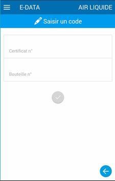 Air Liquide E-Data apk screenshot
