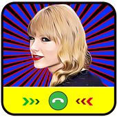 Call Prank From Taylor Swiift icon