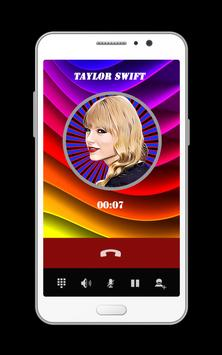 Call Prank From Taylor Swiift screenshot 1