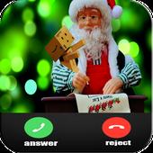 Call From Santa prank icon