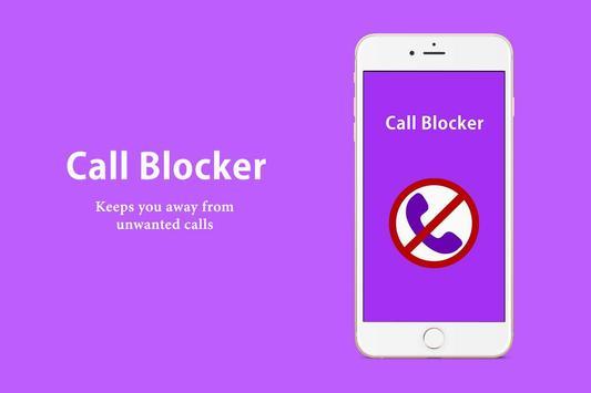 Call Blocker poster