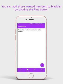 Call Blocker screenshot 2