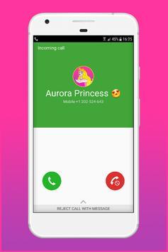 Call From Aurora Princess apk screenshot