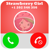 Call From Strawberry Girl icon