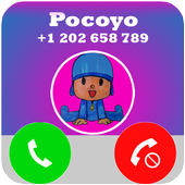 Call From Pocoyo - Prank icon