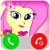 Fake Call From Fluttershy icon