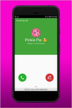 Call From Pinkie Pie screenshot 1
