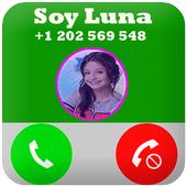 Call From Soy Luna 2 icon