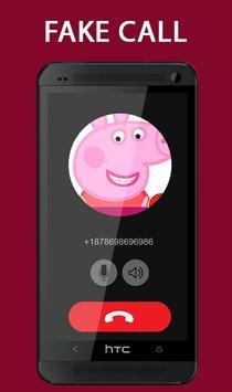 Fake Call From Pepa Pig Prank 2017 poster