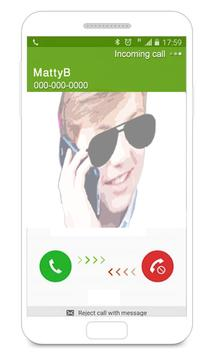 call from mattyb poster