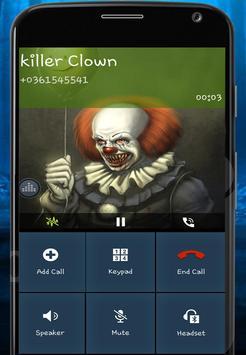 Call from Killer Woman Clown screenshot 4