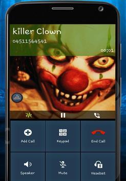 Call from Killer Woman Clown screenshot 2