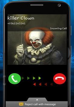 Call from Killer Woman Clown screenshot 3