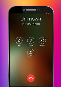 OS 11 theme call screenshot 1