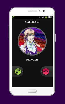 Princess Prank Call Gril poster
