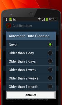 Call Recorder 2016 Automatic apk screenshot