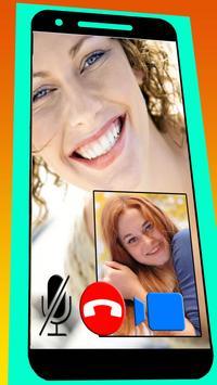 Call video beta live chat random show girl guide screenshot 1