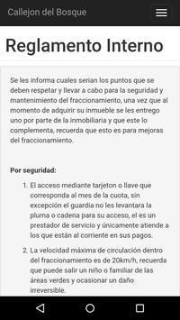 Callejón del Bosque screenshot 4