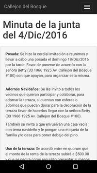 Callejón del Bosque screenshot 3