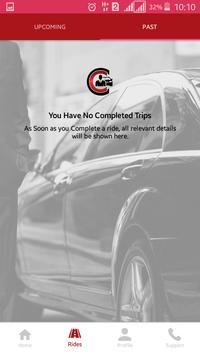 Chauffeurcaller Customer screenshot 5