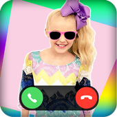 Fake' Call from JojoSiwa icon
