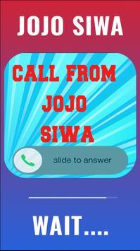 real call from jojo siwa poster