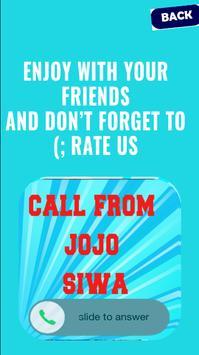 real call from jojo siwa apk screenshot