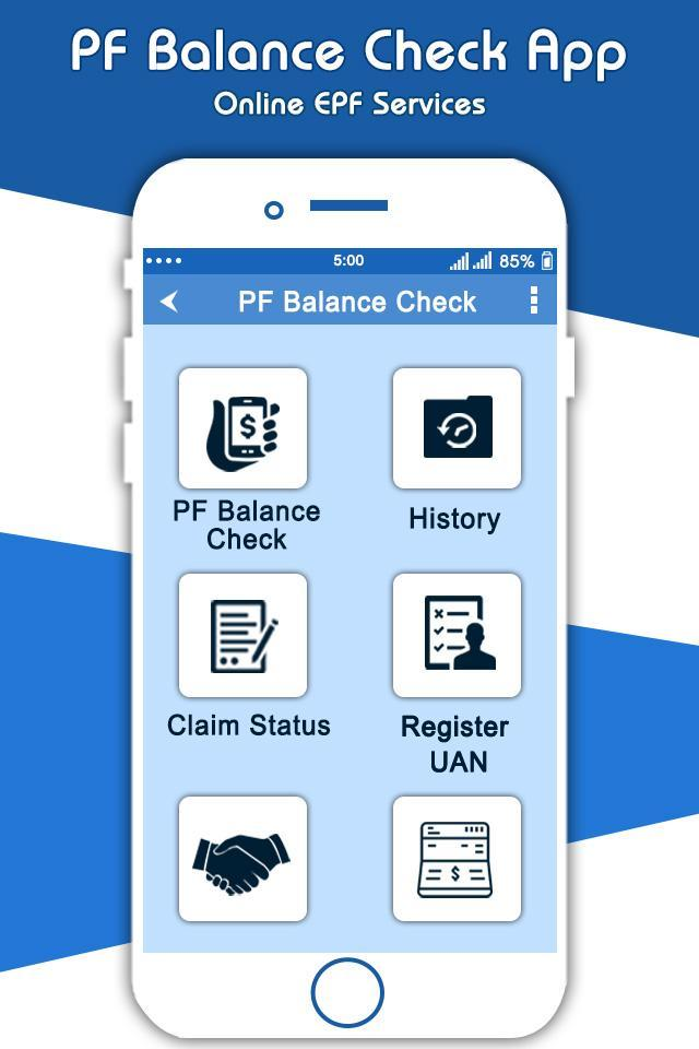 Check Your EPF Balance for Android - APK Download