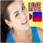 Video  Call  Random X  Chat  Live  advice icon