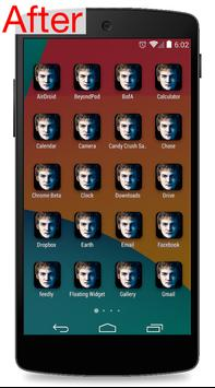 King Joffrey Icon Pack apk screenshot