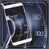 Speedometer Locker Theme icon