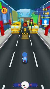 Doraemon Rush : Subway Doramon Run poster