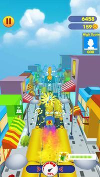 Doraemon Rush : Subway Doramon Run screenshot 1