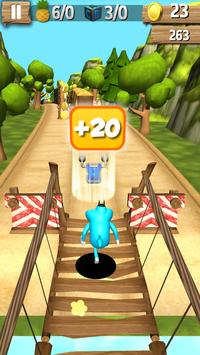 Subway Oggy Running Clash screenshot 3