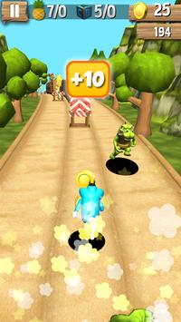 Subway Oggy Running Clash screenshot 1