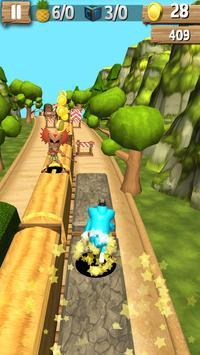 Subway Oggy Running Clash screenshot 4