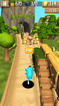Subway Oggy Running Clash screenshot 5