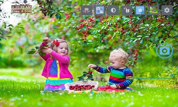 Zoom Camera HD 📷 screenshot 8