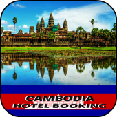 Cambodia Hotel Booking icon