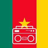 Cameroon Radios online FM icon