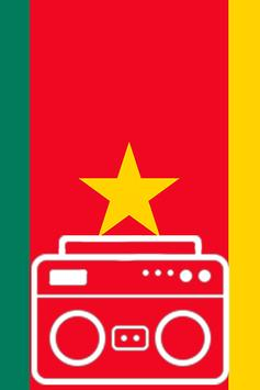 All Cameroon Radios stations online FM poster