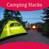 Camping Hacks ícone