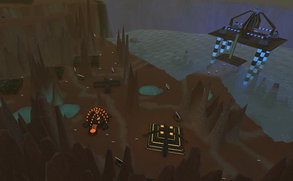 Unknown Planet apk screenshot