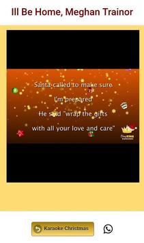 Christmas karaoke apk screenshot