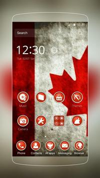 Canada Theme poster