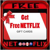 Free Netflix Gift Card Prank icon