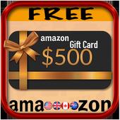 Free Amazon Gift Card Prank icon