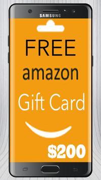 Free Amazon Gift Card Prank screenshot 1