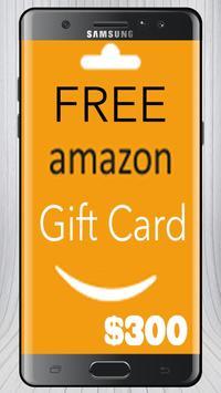 Free Amazon Gift Card Prank screenshot 2